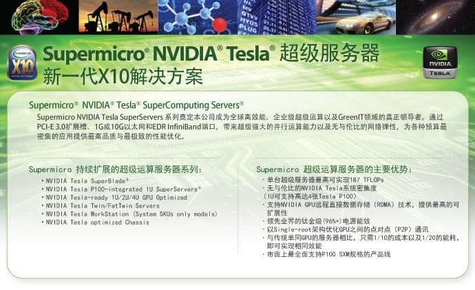 Supermicro GPU SuperServers
