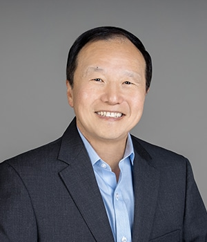 Supermicro SVP of Operations George Kao